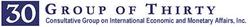 Logo von Group of Thirty